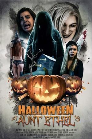 Halloween at Aunt Ethel